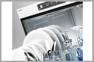 Sammic X50B Dishwasher by Catering Equipment Services Ltd