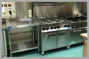1st Comber Presbyterian Installation by Catering Equipment Services Ltd